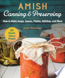 Amish Canning Preserving PDF