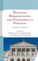 Political Representation And Citizenship In Portugal