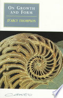 D'Arcy Wentworth Thompson's On Growth and Form
