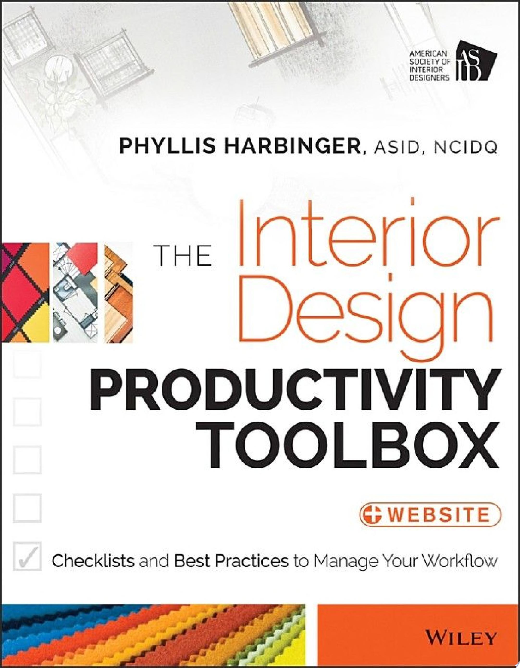 The Interior Design Productivity Toolbox