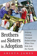 Brothers and Sisters in Adoption Book PDF