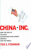 Cover of China, Inc