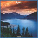 Lakes 2021 Wall Calendar