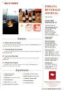 Indiana Beverage Journal Book