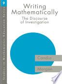 Writing Mathematically