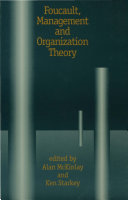 Foucault, Management and Organization Theory