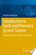 Introduction To Earth And Planetary System Science Book PDF