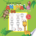 How to Draw 25 Animals Step-by-Step