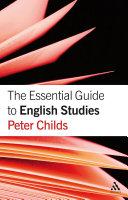 The Essential Guide to English Studies [Pdf/ePub] eBook
