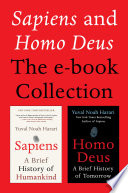 Sapiens and Homo Deus  The E book Collection Book PDF