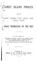 Coney Island Frolics Book