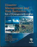 Disaster Management And Risk Reduction Book PDF