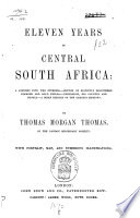Eleven Years in Central South Africa Book PDF
