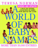 World of Baby Names  A  Revised