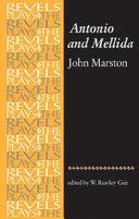 Antonio and Mellida