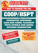 How to Prepare for the COOP HSPT, Catholic High School Entrance Examinations