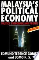 Malaysia's Political Economy