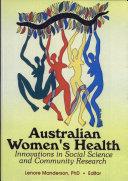 Australian Women's Health