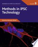 Methods in iPSC Technology Book