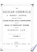 The Secular Chronicle