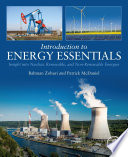 Introduction to Energy Essentials Book