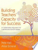 Building Teachers  Capacity for Success