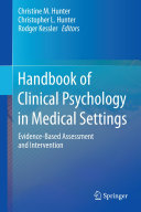 Handbook of Clinical Psychology in Medical Settings