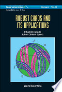 Robust Chaos and Its Applications
