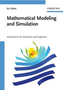 Pdf Mathematical Modeling and Simulation Telecharger