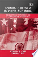 Economic Reform In China And India Book PDF