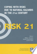 Risk21 Coping With Risks Due To Natural Hazards In The 21st Century