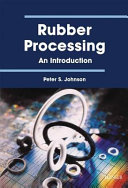 Rubber Processing Book