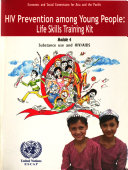 HIV Prevention Among Young People  Module 4  Substance use and HIV Book