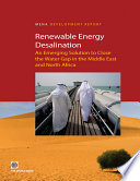 Renewable Energy Desalination