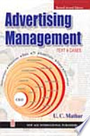 Advertising Management Text And Cases