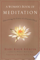 A Woman's Book of Meditation