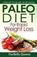 Paleo Diet for Rapid Weight Loss Book PDF