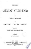 The New American Cyclopaedia