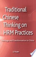 Traditional Chinese Thinking on HRM Practices