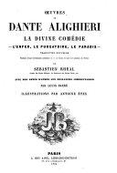 Œuvres de Dante Alighieri, tr. par Sébastien Rhéal, avec des notes par L. Barré