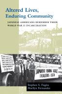 Altered Lives, Enduring Community