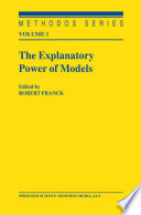 The Explanatory Power of Models