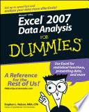 List of Dummies Regression Analysis E-book