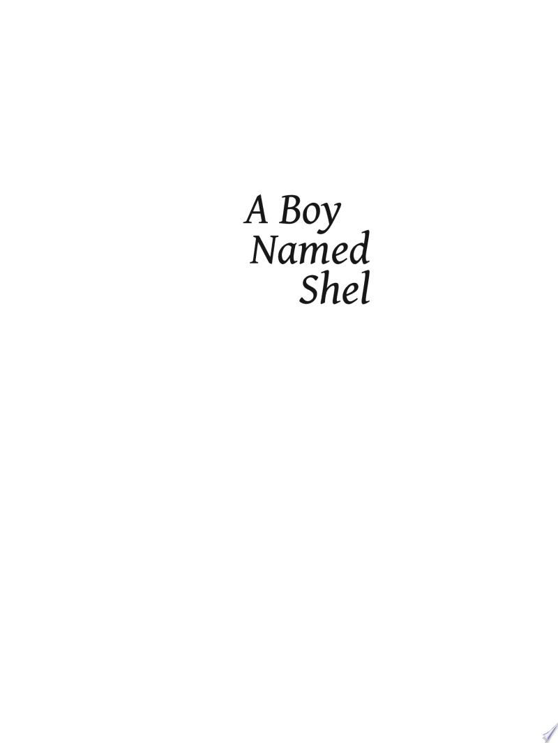 A Boy Named Shel banner backdrop