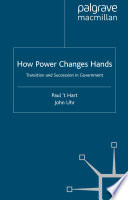 How Power Changes Hands Book
