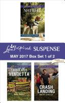 Harlequin Love Inspired Suspense May 2017 - Box Set 1 of 2 Pdf/ePub eBook