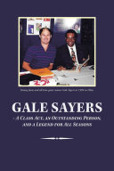 Gale Sayers - a Class Act, an Outstanding Person, and a Legend for All Seasons [Pdf/ePub] eBook
