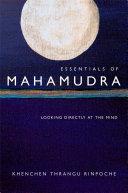 Essentials of Mahamudra