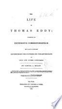 The Life of Thomas Eddy