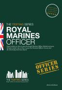 Royal Marines Officer Workbook